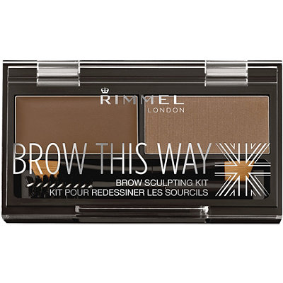 Rimmel London Brow This Way Brow Sculpting Kit