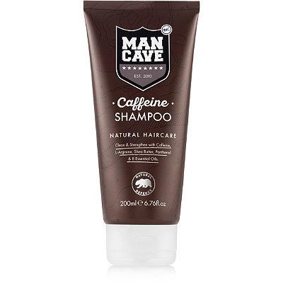 ManCaveOnline Only Caffeine Shampoo