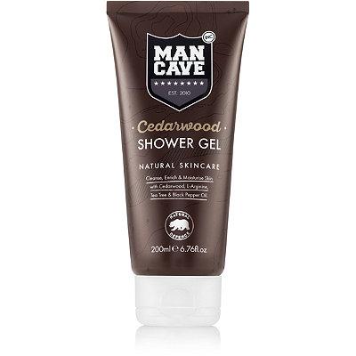 ManCaveOnline Only Cedarwood Shower Gel