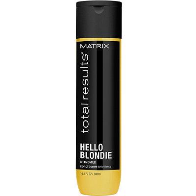 MatrixTotal Results Hello Blondie Conditioner