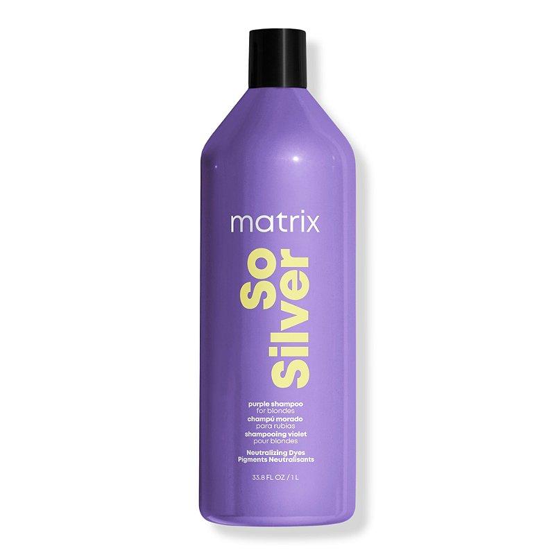 plutôt cool modèle unique le rapport qualité prix Total Results So Silver Shampoo for Blonde and Silver Hair
