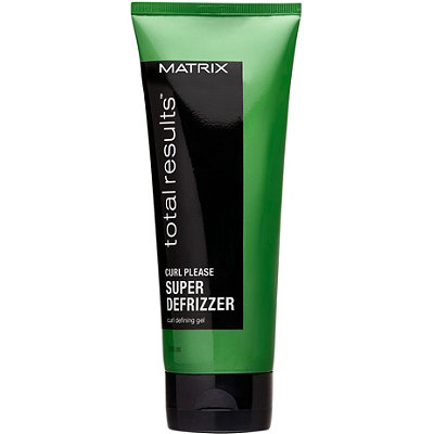 Matrix Total Results Curl Please Super Defrizzer Curl Defining Gel