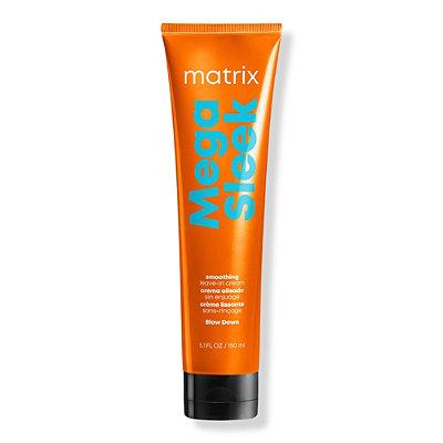 MatrixTotal Results Mega Sleek Blow Down Smoothing Leave-In Cream