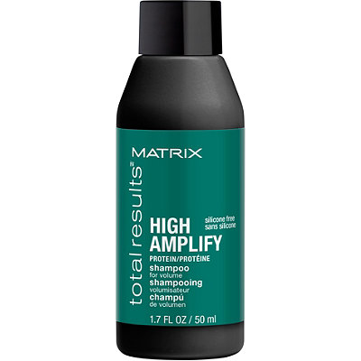MatrixTravel Size Total Results High Amplify Shampoo