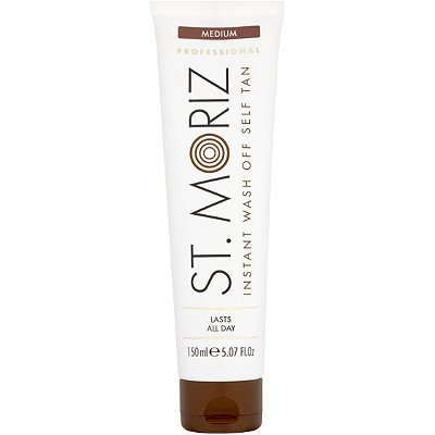 St. Moriz Instant Wash Off Tan Medium