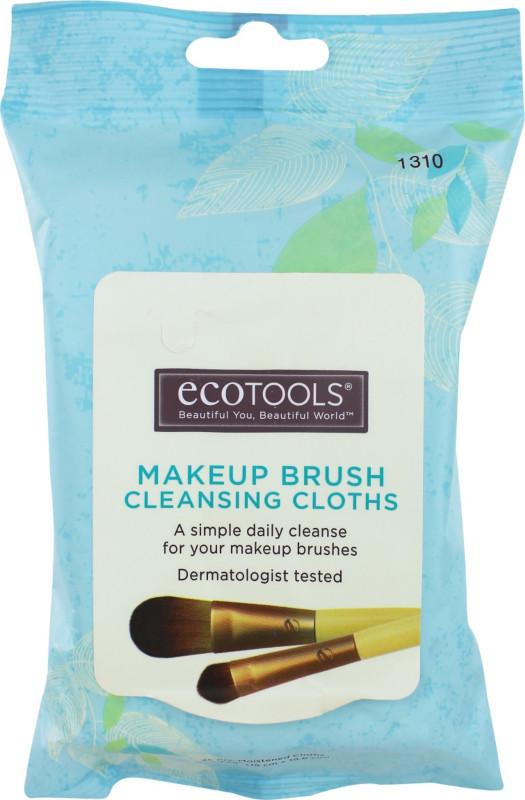 Ecotools Makeup Brush Cleansing Cloths Ulta Beauty