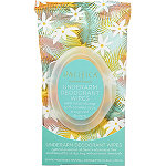 Underarm Deodorant Wipe with Coconut Milk & Sugared Flowers