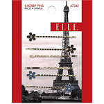 ElleBobby Pins Mixed 6pk