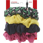 ElleScrunchie Pack 4ct