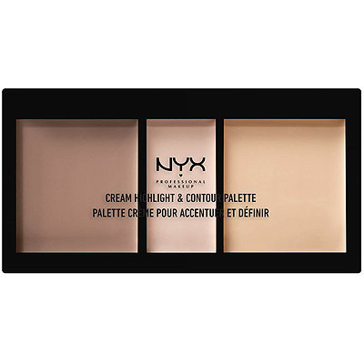 Nyx Cosmetics Cream Highlight and Contour Palette