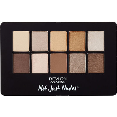 Revlon ColorStay Not Just Nudes Palette