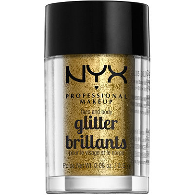 Nyx Cosmetics Face and Body Glitter