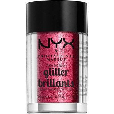 NYX Professional MakeupFace and Body Glitter