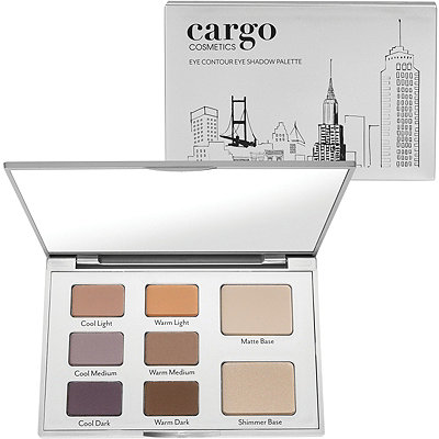 Cargo Online Only Eye Contour Eyeshadow Palette