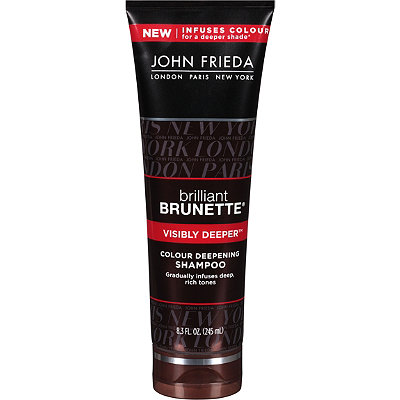 John FriedaBrilliant Brunette Color Deepening Shampoo