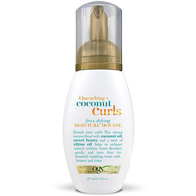 OGXCoconut Curls Moisture Mousse