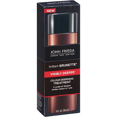 John Frieda Brilliant Brunette Color Deepening Treatment