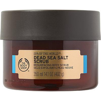 The Body ShopSpa of the World Dead Sea Salt Scrub