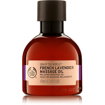 The Body ShopSpa Of The World French Lavender Massage Oil