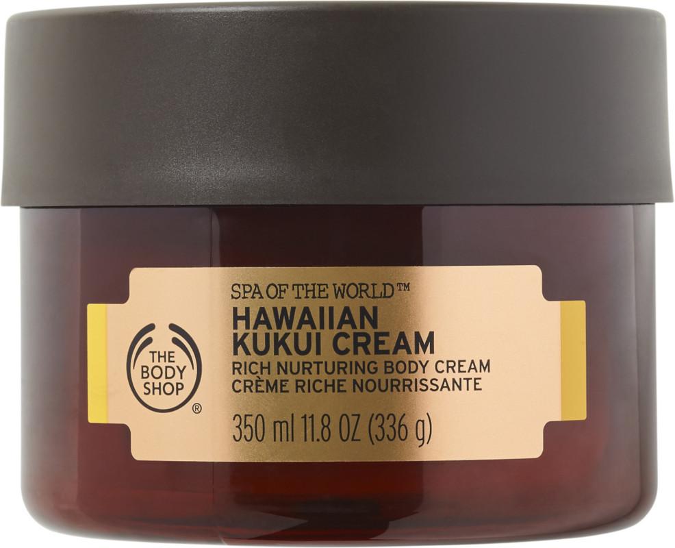 The Body Shop Spa Of The World Hawaiian Kukui Cream Ulta Beauty