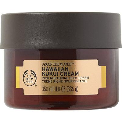 The Body ShopSpa Of The World Hawaiian Kukui Cream