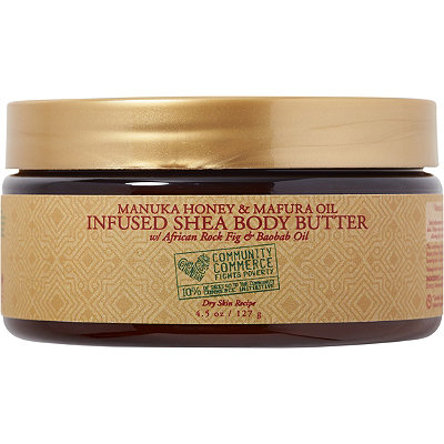 SheaMoisture Manuka Honey %26 Mafura Oil Infused Shea Body Butter