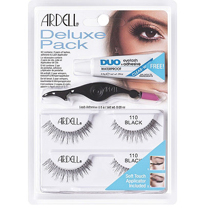 ArdellDeluxe Pack Lash #110 Black