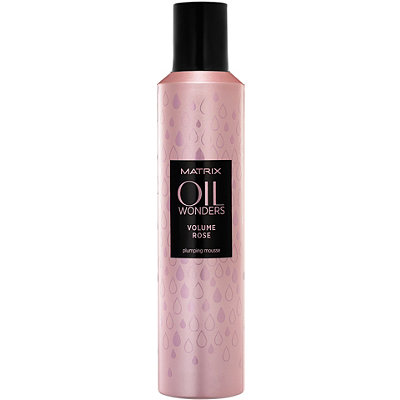 Oil Wonders Volume Rose Plumping Mousse