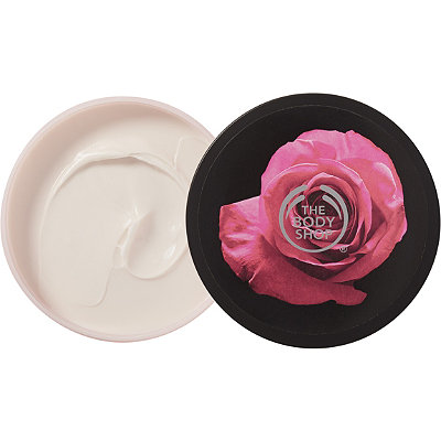 The Body Shop British Rose Instant Glow Body Butter