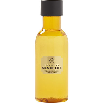 The Body Shop Oils of Life Essence Lotion