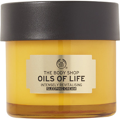 The Body Shop Oils of Life Sleeping Cream Mask