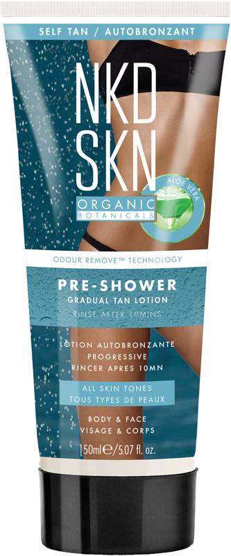 Nkd Skn Pre Shower Gradual Tan Lotion Ulta Beauty