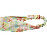 Riviera Head Wrap Watercolor Floral