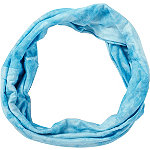 Head Wrap Super Wide Active Tie-dye Blue