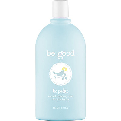 Be Good Be Polite Natural Body Wash For Kids