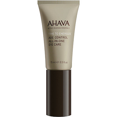 Ahava Online Only Mens Time To Energize Age Control All-In-One Eye Care