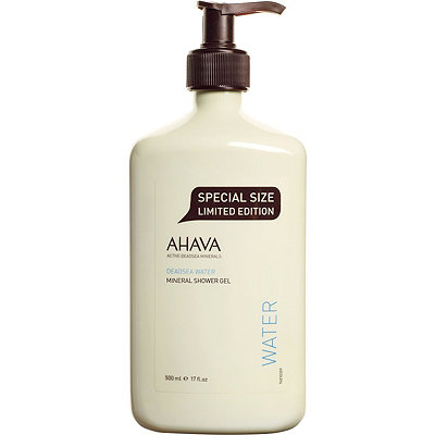 AhavaDeadsea Water Mineral Shower Gel
