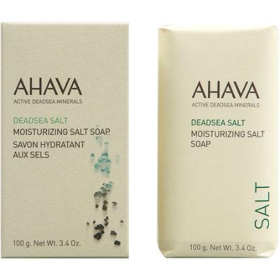 AhavaOnline Only Deadsea Salt Moisturizing Salt Soap