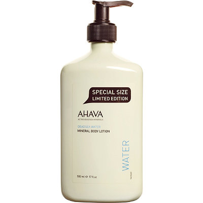 Online Only Deadsea Water Mineral Body Lotion