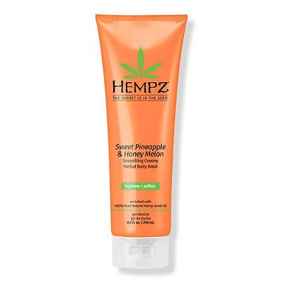 HempzSweet Pineapple & Honey Melon Herbal Body Wash