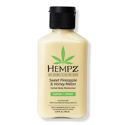Hempz Travel Size Sweet Pineapple %26 Honey Melon Moisturizer