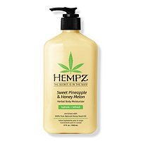 Sweet Pineapple & Honey Melon Herbal Moisturizer by Hempz
