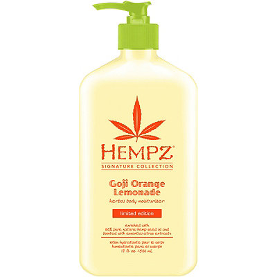 Limited Edition Goji Orange Lemonade Herbal Moisturizer