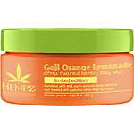 Limited Edition Goji Orange Lemonade Body Whip