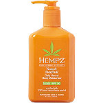 Hempz Yuzu & Starfruit Daily Herbal Body Moisturizer Broad Spectrum SPF 30