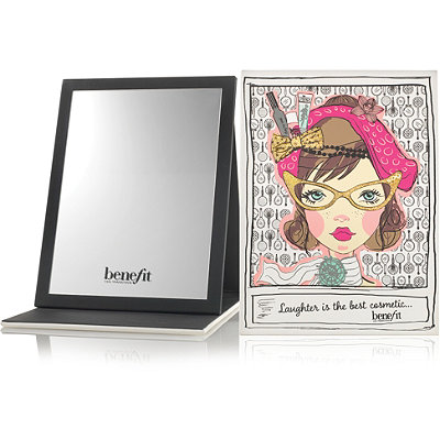 benefit cosmetics online only free gorgeous gabbi standup mirror when you spend 30