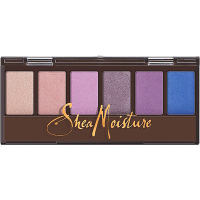 SheaMoisture6-Well Mineral Eyeshadow Palette Wet%2FDry