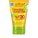 Hawaiian Soothing Aloe Vera Sunscreen SPF 30