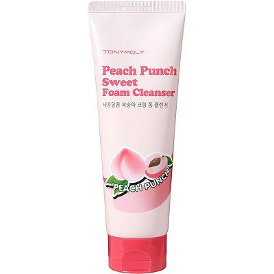 Tony MolyPeach Foam Cleanser