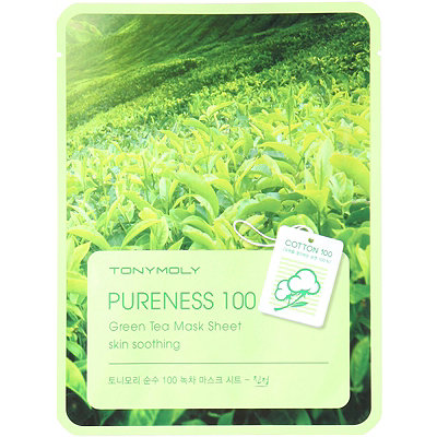 Tony Moly Green Tea Mask Sheet